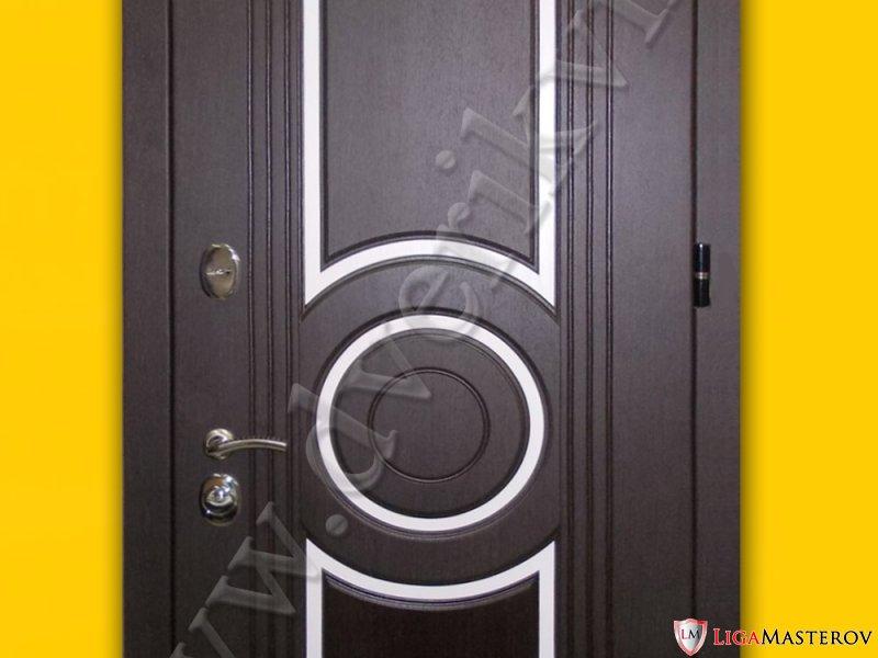 железная дверь на заказ химки