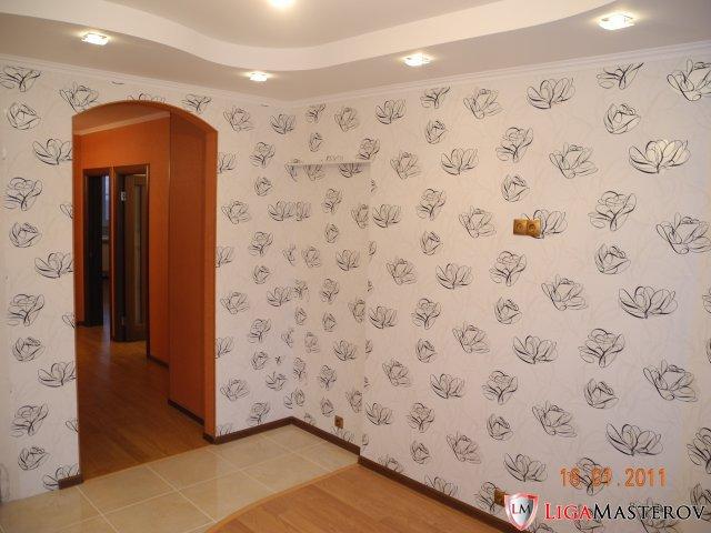 Фото ремонт квартир киев