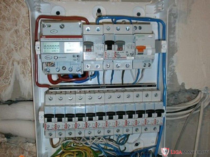 Монтаж электрощитка в квартире своими руками